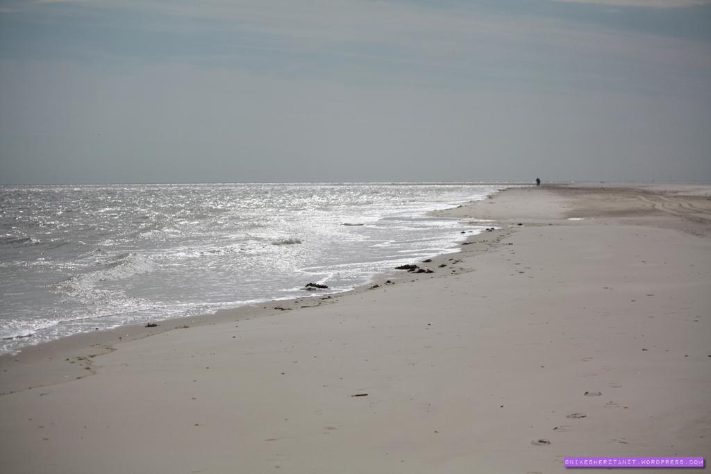 amrum, nordsee, wattenmeer, insel, meer, schleswig-holstein, hallige, kniep, strand, sand, sonne, glitzernde, gischt, brandung, himmelblau, dünen, nikesherztanzt