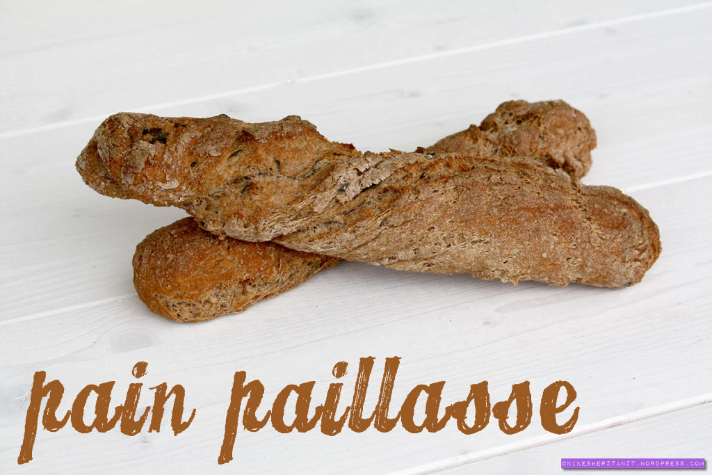 pain paillasse - selber backen