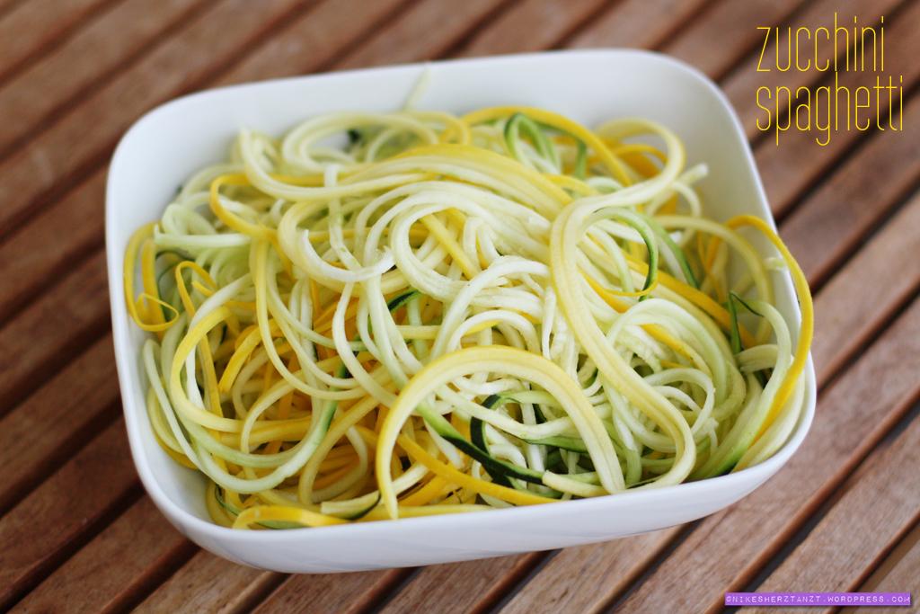 Zucchini Spaghetti Recipes — Dishmaps