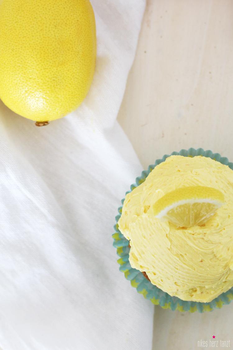 lemon babies - bake a tv-show cupcake www.nikesherztanzt.de