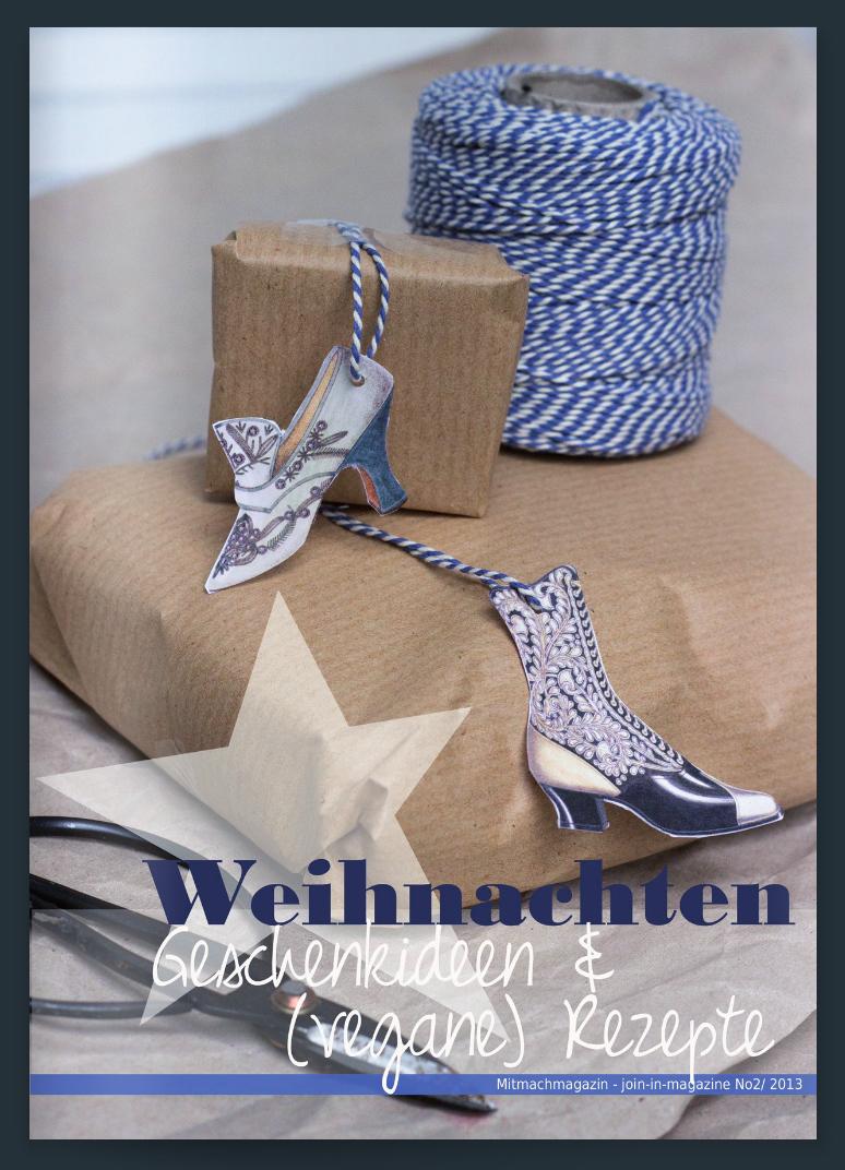 weihnachtsgeschenk - mitmachmagazin // nikesherztanzt.de