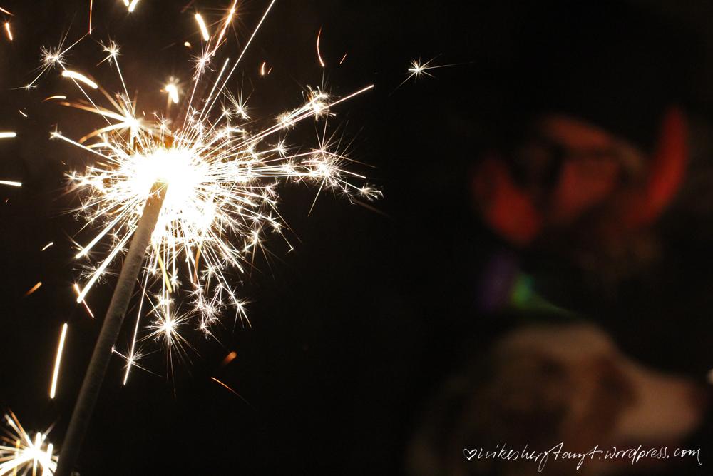 happy new year 09 // https://nikesherztanzt.de