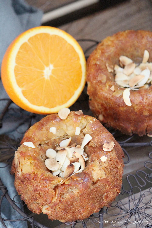 spanischer Mandel-Orangen-Kuchen