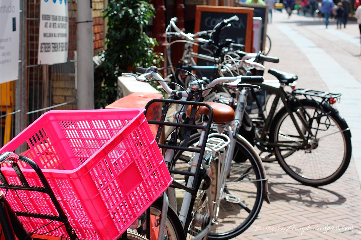 holland, enschede, niederlande, fahrräder, fietsen // https://nikesherztanzt.de/