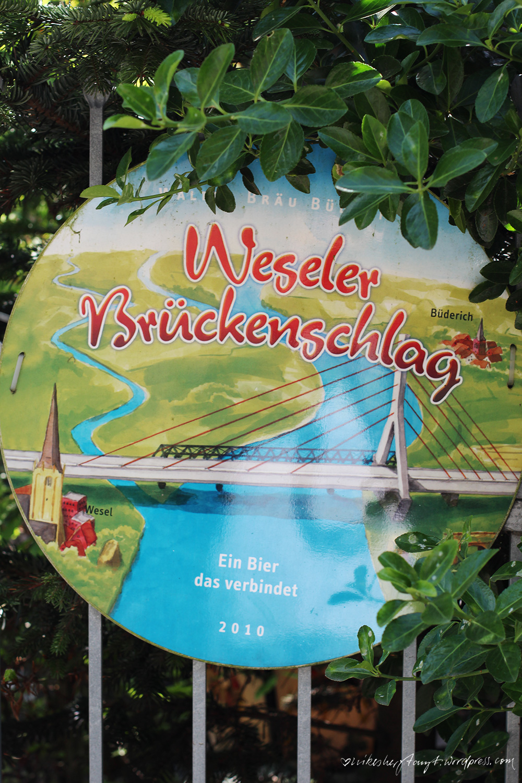 walter bräu büderich, weseler brückenschlag, biergarten, bier, wesel, niederrhein, ausflugsziel, zaubergarten