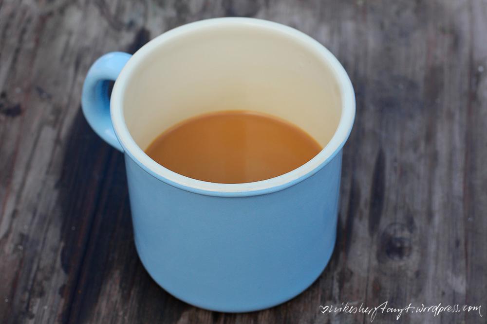 iced coffee, eis kaffee, mandelmilch,
