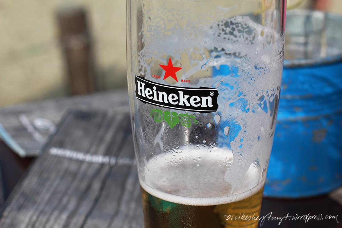 heineken, strandleben, natural high, strandbude, zeeland, holland, brouwersdam,niederlande, nordsee, meer, roadtrip