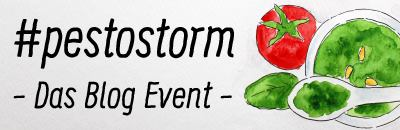 #pestostorm, das blogevent