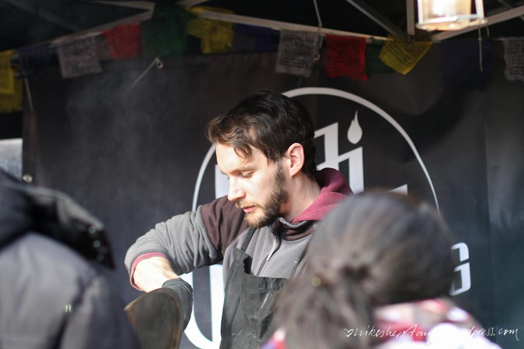 street-food-festival im landschaftspark duisburg nord, märz 2015, lapadu, nikesherztanzt