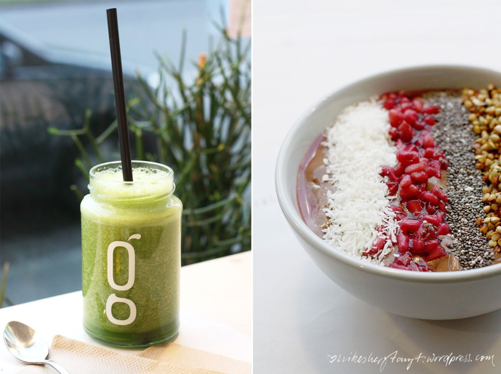 greentrees the juicery, düsseldorf, münsterstrasse, smoothies, smoothie bowls, superfood, treat your body like a temple, #tyblat,nikesherztanzt