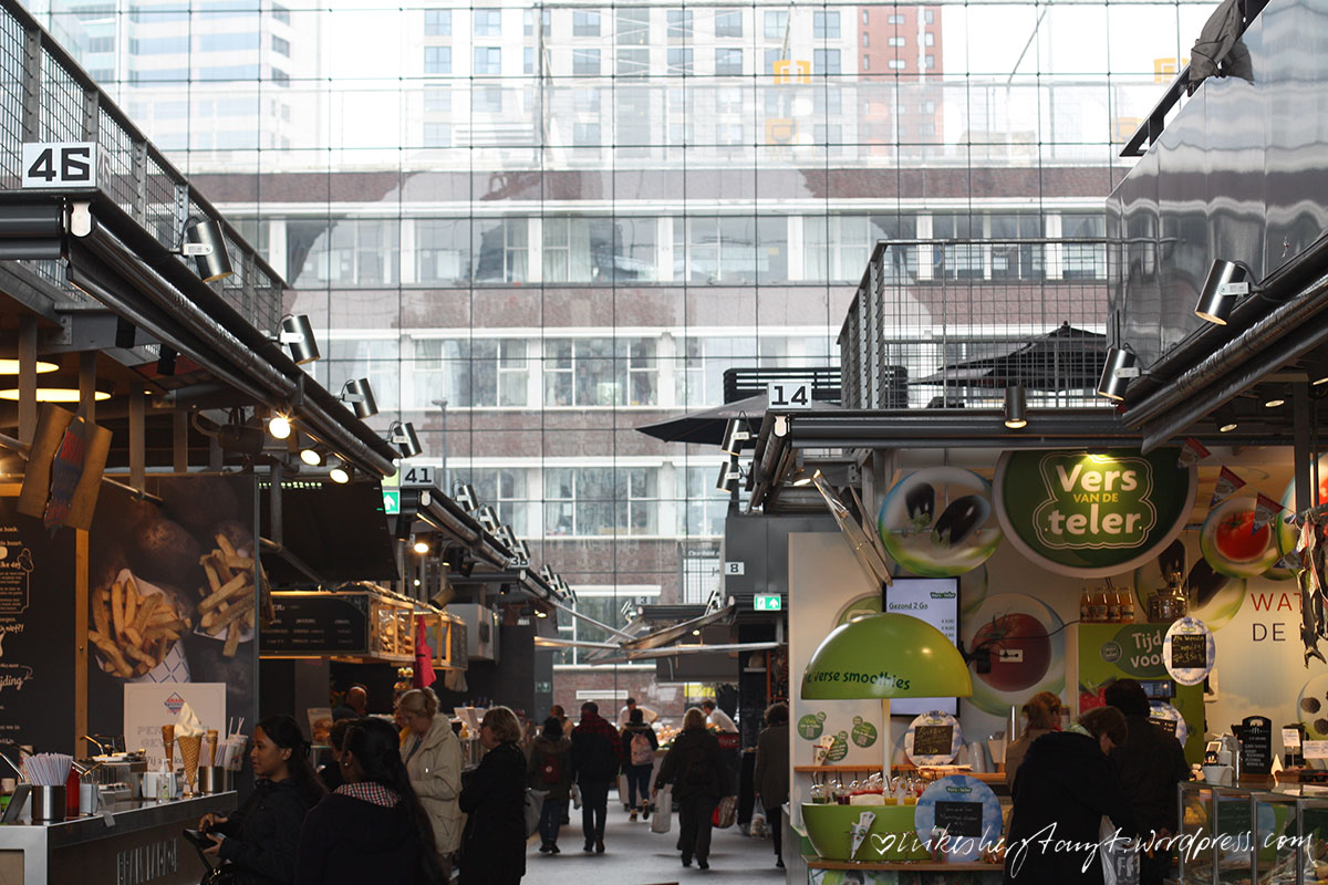 markthal, rotterdam, holland, netherlands, travel, roadtrip, nikesherztanzt